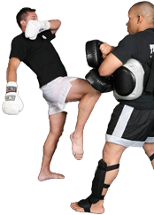 Muai Thai Knee Strike